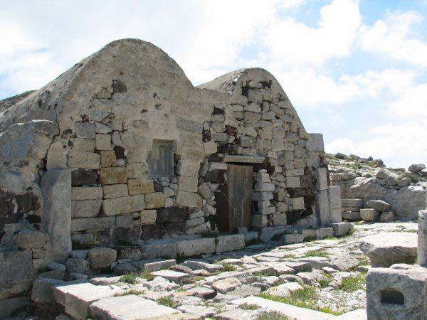 Ancient Thira Santorini